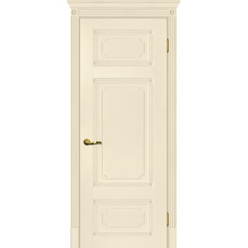 Дверь Флоренция-3 Магнолия  Экошпон глухое (Товар № ZF115022)