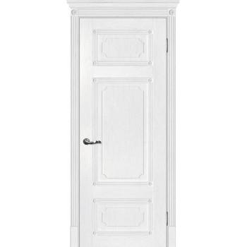 Дверь Флоренция-3 Пломбир  Экошпон глухое (Товар № ZF115026)