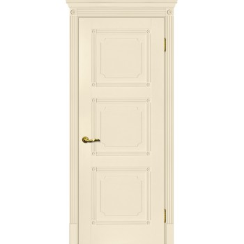 Дверь Флоренция-4 Магнолия  Экошпон глухое (Товар № ZF115042)