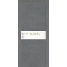 Дверь FX- 3 Ясень кварцевый  белый лакобель со стеклом (Товар № ZF114055)