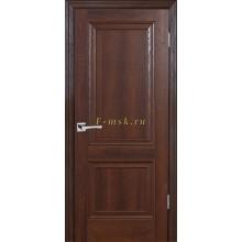 Дверь PSB-28 Дуб Оксфорд темный  глухое (Товар № ZF114286)