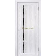 Дверь PSK-10 Ривьера айс  Зеркало тонированное со стеклом (Товар № ZF114353)