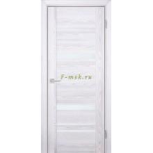 Дверь PSK-2 Ривьера айс  белый лакобель со стеклом (Товар № ZF114357)