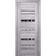 Дверь PSK-2 Ривьера грей  Зеркало тонированное со стеклом (Товар № ZF114358)