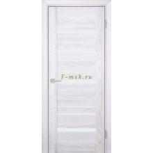 Дверь PSK-3 Ривьера айс  белый лакобель со стеклом (Товар № ZF114361)