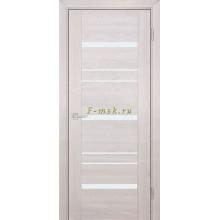 Дверь PSK-3 Ривьера крем  белый лакобель со стеклом (Товар № ZF114363)