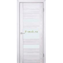 Дверь PSK-5 Ривьера айс  белый лакобель со стеклом (Товар № ZF114369)