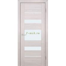 Дверь PSK-5 Ривьера крем  белый лакобель со стеклом (Товар № ZF114371)