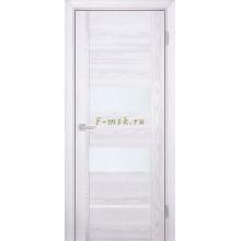 Дверь PSK-6 Ривьера айс  белый лакобель со стеклом (Товар № ZF114373)