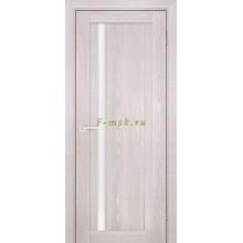 Дверь PSK-8 Ривьера крем  белый лакобель со стеклом (Товар № ZF114379)