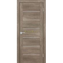 Дверь PSN- 1 Бруно антико  белый сатинат со стеклом (Товар № ZF114385)