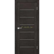 Дверь PSN- 1 Фреско антико  белый сатинат со стеклом (Товар № ZF114388)