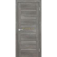 Дверь PSN- 1 Гриджио антико  белый сатинат со стеклом (Товар № ZF114387)