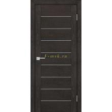 Дверь PSN- 2 Фреско антико  белый сатинат со стеклом (Товар № ZF114392)