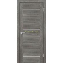 Дверь PSN- 2 Гриджио антико  белый сатинат со стеклом (Товар № ZF114391)