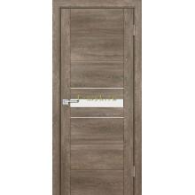 Дверь PSN- 3 Бруно антико  белый лакобель со стеклом (Товар № ZF114393)