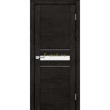 Дверь PSN- 3 Фреско антико  белый лакобель со стеклом (Товар № ZF114396)