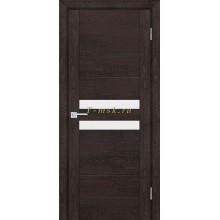 Дверь PSN- 4 Фреско антико  белый лакобель со стеклом (Товар № ZF114400)