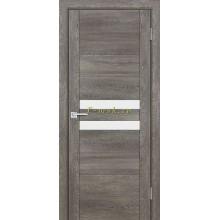 Дверь PSN- 4 Гриджио антико  белый лакобель со стеклом (Товар № ZF114399)