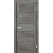 Дверь PSN- 5 Гриджио антико  серый лакобель глухое (Товар № ZF114403)