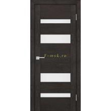 Дверь PSN- 6 Фреско антико  белый лакобель со стеклом (Товар № ZF114409)