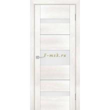 Дверь PSN- 7 Бьянко антико  белый лакобель со стеклом (Товар № ZF114411)