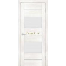 Дверь PSN- 8 Бьянко антико  белый лакобель со стеклом (Товар № ZF114415)