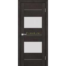 Дверь PSN- 8 Фреско антико  белый лакобель со стеклом (Товар № ZF114417)