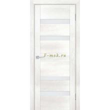 Дверь PSN- 9 Бьянко антико  белый лакобель со стеклом (Товар № ZF114419)