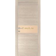 Дверь PX-3 Капучино Мелинга  кремовый лакобель со стеклом (Товар № ZF114483)