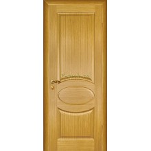 Дверь Алекс Светлый дуб  глухое (Товар № ZF114520)