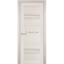 Дверь PS-05 ЭшВайт Мелинга  белый сатинат со стеклом (Товар № ZF114107)