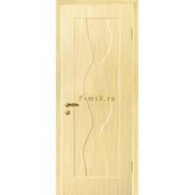 Дверь Вираж Беленый дуб (Береза)  глухое (Товар № ZF114578)