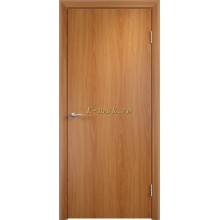 Дверь ДПГ четверть 2014 в комплекте Миланский орех  глухое (Товар № ZF114587)