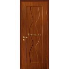 Дверь Вираж Итальянский орех  глухое (Товар № ZF114582)