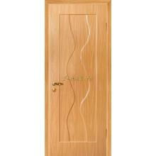 Дверь Вираж Миланский орех  глухое (Товар № ZF114584)