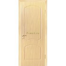 Дверь Лидия Беленый дуб (Береза)  глухое (Товар № ZF114608)