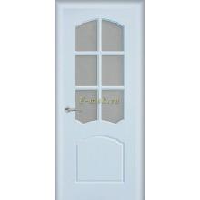 Дверь Лидия Белый  Бронза рифленное со стеклом (Товар № ZF114611)