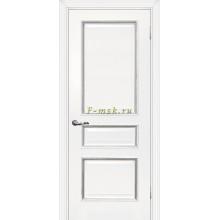 Дверь Мурано-2 Белый серебро  глухое (Товар № ZF114631)