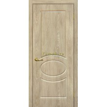 Дверь Сиена-1 Дуб песочный  глухое (Товар № ZF114641)