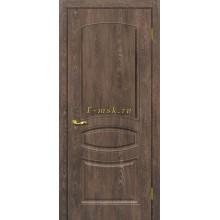 Дверь Сиена-5 Дуб корица  глухое (Товар № ZF114693)
