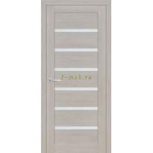 Дверь ТЕХНО-607 Светло серый  белый сатинат со стеклом (Товар № ZF114772)
