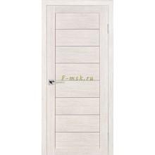 Дверь ТЕХНО-608 ЭшВайт  белый сатинат со стеклом (Товар № ZF114778)
