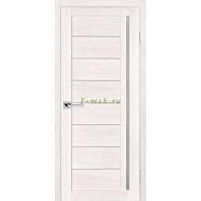 Дверь ТЕХНО-641 ЭшВайт  белый сатинат со стеклом (Товар № ZF114783)