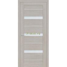 Дверь ТЕХНО-642 Светло серый  белый сатинат со стеклом (Товар № ZF114791)
