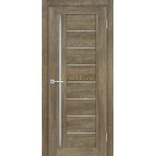 Дверь ТЕХНО-801 Бруно  белый сатинат со стеклом (Товар № ZF114849)