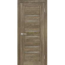 Дверь ТЕХНО-806 Бруно  белый сатинат со стеклом (Товар № ZF114874)