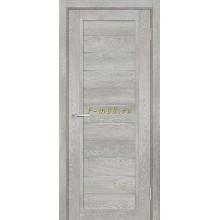 Дверь ТЕХНО-806 Чиаро гриджио  белый сатинат со стеклом (Товар № ZF114878)