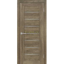 Дверь ТЕХНО-808 Бруно  белый сатинат со стеклом (Товар № ZF114884)
