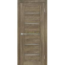 Дверь ТЕХНО-809 Бруно  белый лакобель со стеклом (Товар № ZF114889)